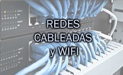 logo redes y wifi